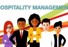 hospitality school hotel management