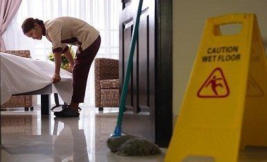 hotel room inventory housekeeping