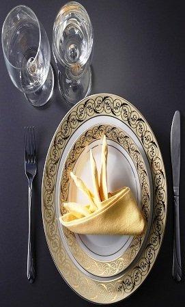table setting procedure