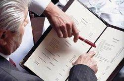 free waiter training manual download