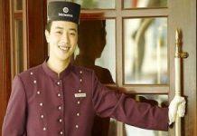 job doorman porter hotel
