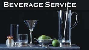 types of beverage service