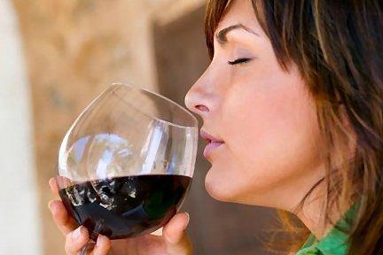 wine tasting procedure