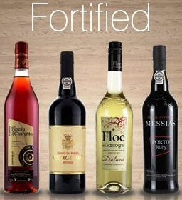 Fortified wine Wine in Hospitality Industry Characteristics amp Types