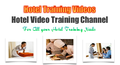 collection of hotel & restaurant management training videos