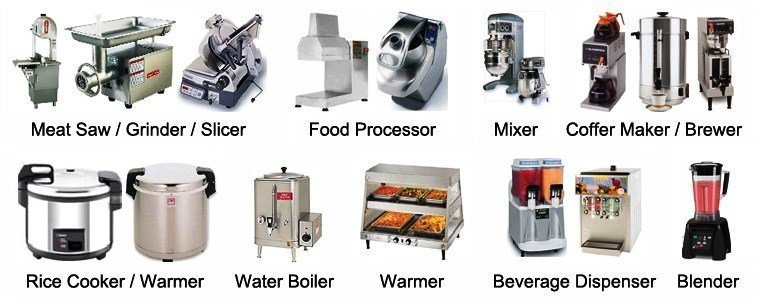 Restaurant Equipment Supplies