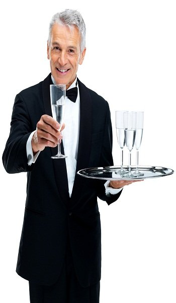 head waiter job description