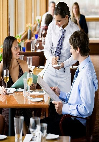 Waiter  Waitress Job Description  Ultimate List