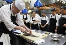 chef training