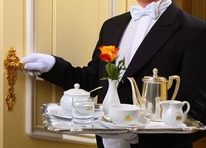 hotel room service manager