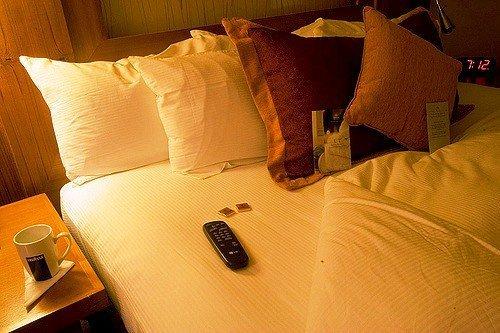 Room Service Attendant Definition