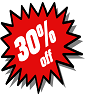 Thumbnail image for Super Crazy 30% Discount – Black Friday Deal