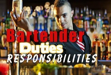 bartender-job-description