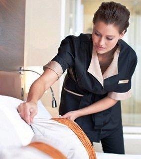 maid room attendant job