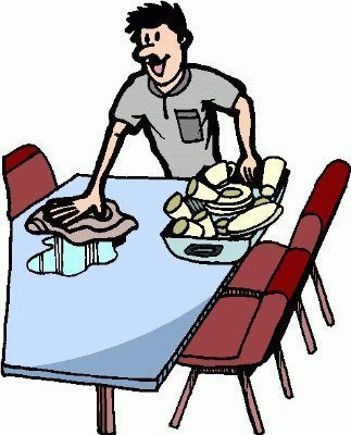job description of a busser or busboy - Table Busser Job Description
