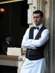 side work restaurant waiter