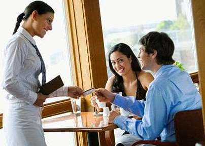 Waiter guest english conversation or dialogue at hotel restaurant waiter have you enjoyed the meal sir m4hsunfo