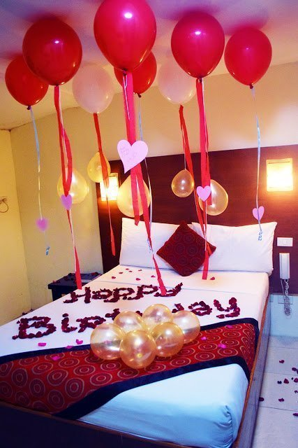 hotel housekeeping dialogue special service birthday