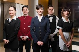 Hotel and Restaurant Staff's Uniform Control Procedure
