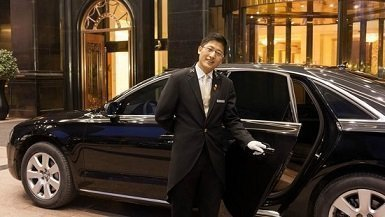 hotel transportation service car guests